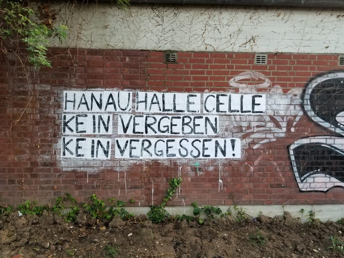 8. Mai: Aktiv werden gegen Rassismus! (wird laufend ergänzt)